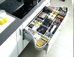 rangement cuisine ikea organiseur de tiroir cuisine blum orga line plate holder organiseur