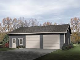 Garage Blueprint Two Car Garage With Workshop 2283sl Architectural Designs