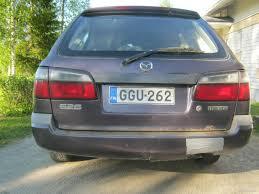 mazda 626 1 8 stw gw 5d leimattu 16 6 17 station wagon 1999