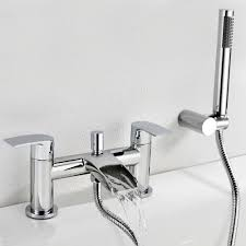 halo waterfall bath shower mixer tap u0026 kit 99 96