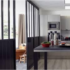cloison vitree cuisine la verrière dans la cuisine 19 idées photos