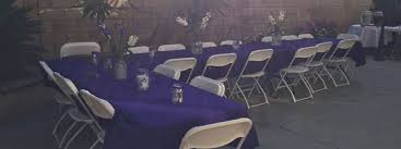 cheap chair and table rentals near me tables chairs linens in chino hills chino hills party rentals