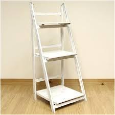 Natural Oak Leaning Shelves With Oak Ladder Shelf U2013 Boothify Me
