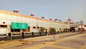 Agra Cantonment railway station