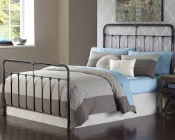 White Metal Bed Frame Queen Iron Bed Frame Queen Full Image For Old Fashioned Wooden Bed