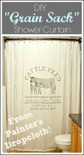 Bathroom Shower Curtain by The Cozy Old