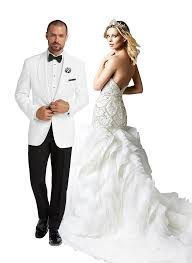 dress and jacket for wedding wedding dress and tuxedo combos
