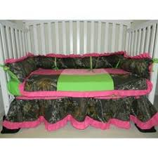 Camouflage Bedding For Cribs It Matches The Carseat Realtree Camo And Purple Minky 3 Pc Crib