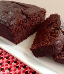 double chocolate loaf cake the kitchen scout