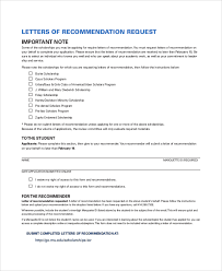 brilliant ideas of letter of recommendation template for student