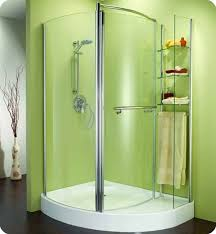 bathroom shower stalls ideas icon of corner shower units for small bathroom solving space