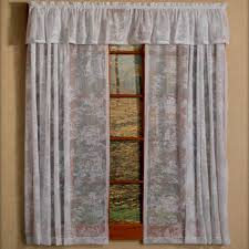 toile lace curtain panel shopbedding com