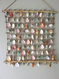Wall Hanging Picture For Home Decoration 18 Extremely Easy Diy Seashell Decoration Ideas Wall Hangings