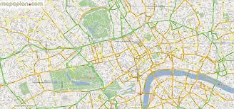 Maps Goole Google Maps Offline Mashup Prints London Top Tourist Attractions