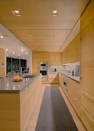 wood cabinets kitchen light modern kitchen with light wood cabinets and gray countertops