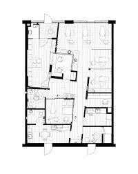 Open Office Floor Plan Layout by Tasios Orthodontics Floor Plan Orthodontic Office Ideas