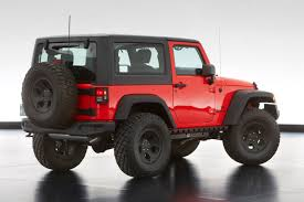 mahindra jeep new jeep wrangler to be inspired by the jeep u0027s moab concepts