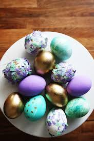 how to color easter eggs 1001 ideas for dying easter eggs fun for all the family