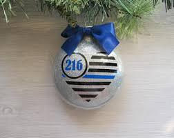 ornament thin blue line ornament enforcement