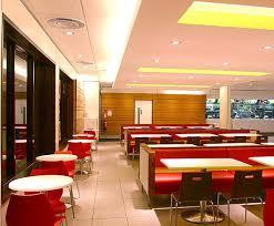 Best Fast Food Design Images On Pinterest Restaurant - Fast food interior design ideas