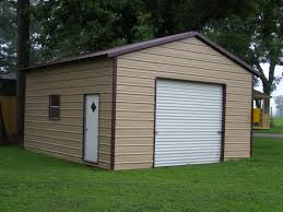 Single Car Garages by Cookshed Com Customers Steel Carports And Garages