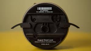 Design House Locks Reviews August Smart Lock Homekit Enabled Review Cnet