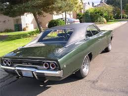 1968 dodge charger green 1968 dodge charger r t 2 door hardtop 43971
