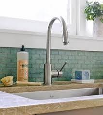 When I Redo The Kitchen I Want A Seaglass Backsplash For The - Sea glass backsplash