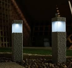 Outdoor Pillar Lights Outdoor Pillar Lights Powered Fabrizio Design How To