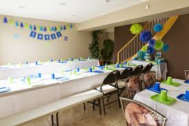 i love doing all things crafty simple blue and green birthday