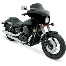 memphis shades batwing fairing mem7091 cruiser motorcycle