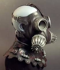 Gas Mask Halloween Costume Biohazard Zombie Gas Mask Hazmat Toxic Face Mask Halloween Costume