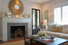 Gray And Gold Living Room by Gray And Gold Millerpaintblog Com