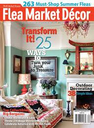 Home Decoration Magazines 27 Best Flea Market Magazines Covers Images On Pinterest Flea