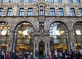 apple store architecture around the world