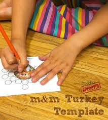 thanksgiving turkey patterns toddler approved thanksgiving activities m u0026m turkey template