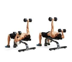 Bench Press Ups The 25 Most Powerful Exercises From The 21 Day Shred
