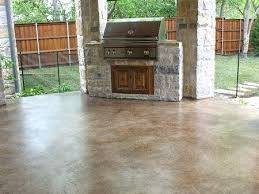 light stained concrete floors light colored concrete floors take a look at this patio concrete