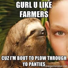 Farmers Only Meme - thinking of making an account on farmers only non ski gabber