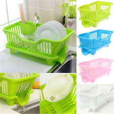 furniture home sink dish drying rack ufaucet metal stainless