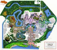 Map Of Orlando Theme Parks by Ideal Buildout