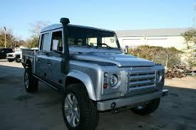 land rover pickup for sale stolen vehicle alert land rover defender 130