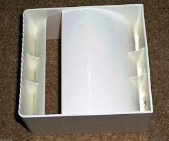 2 pc ikea lillnaggen toilet paper roll holder white ola wihlborg
