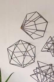 3 Piece Wall Art Ikea by Geometric Metal Wall Art Best Metal Wall Art On Ikea Wall Art