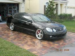 lexus gs300 for sale los angeles up for sale again 98gs3 black on black 118k auto couture kit