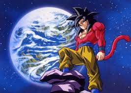 dragon ball gt manga anime