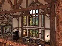 timber frame great room lighting stunning exposed beams for exposed beam timber frame acadia great