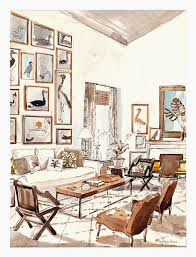 322 best interior drawings images on pinterest architecture