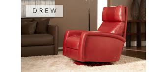 the must have comfort recliner by american leather cantoni