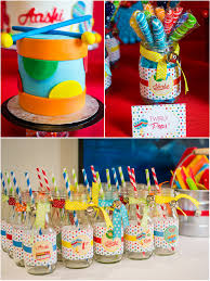 halloween 1st birthday party ideas baby minnie mouse first birthday decorations decorating of party